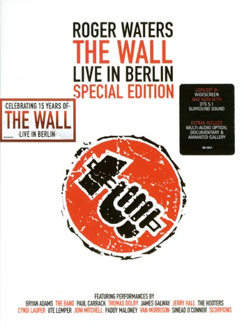 Roger waters the wall - live in berlin full concert